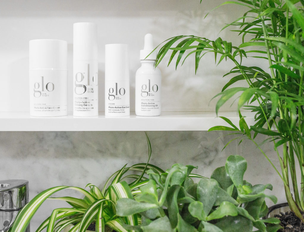 Glo Skin Beauty's Phyto-Active Line with plant stem cells