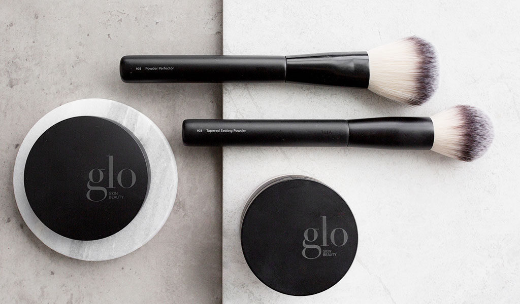 Glo face brushes