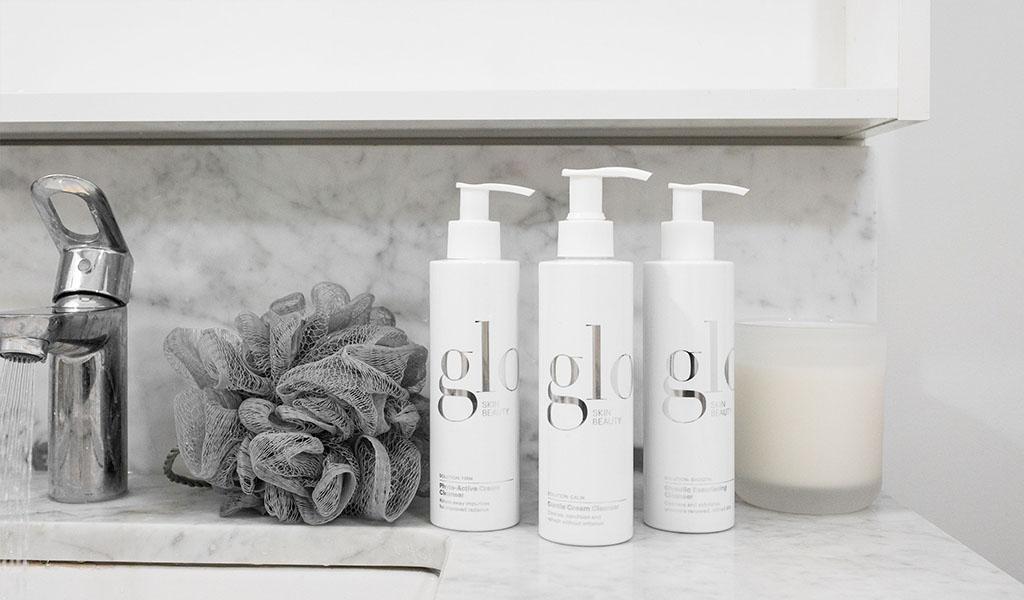 Glo Skin Beauty cleansers