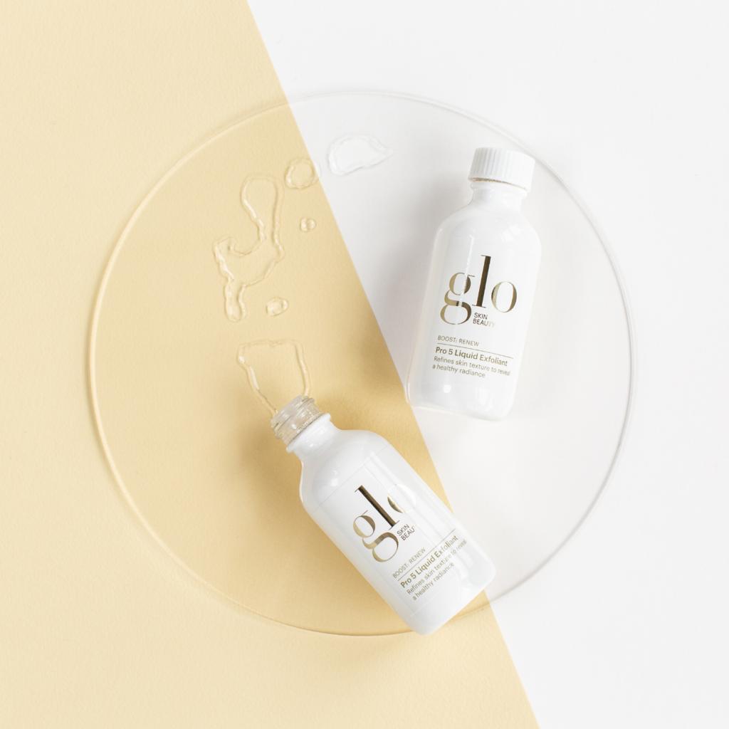 glo skin beauty pro 5 liquid exfoliant