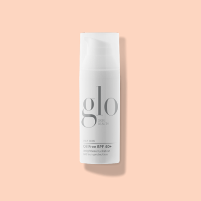 glo skin beauty oil free spf 40+