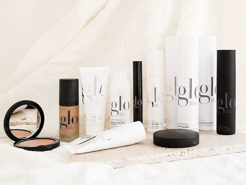glo skin beauty sensitive skin makeup